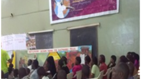 Brief report Coalition on Girl's empowerment